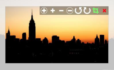 帝国CMS 整合在线图片裁剪插件croppic实现标题图片、文章封面裁剪功能